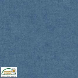 Melange 4509-605, Mittelblau  Stoffabrics 12589550419
