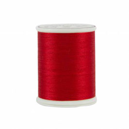 King Tut Cotton Quilting Thread #1004 Cheery Red
