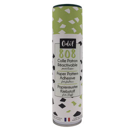 808 PAPER PATTERN ADHESIVE- Spray 250ml, Odif Fabric