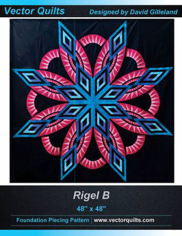 Rigel B von Vector Quilts by David Gilleland