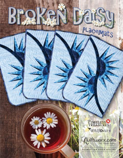 Broken Daisy (Placemats)