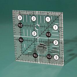"""Creative Grids Non Slip 3 1/2"""" Square"""