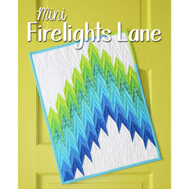 Mini Firelights Lane, Sassafras Lane Designs