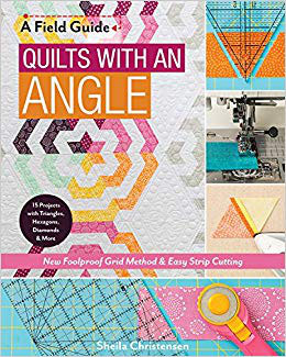 Quilts with an Angle, Sheila Christensen