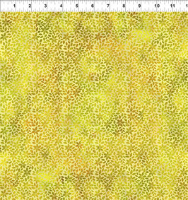 Blossoms Yellow, 12RJ1, In The Beginning Fabrics 12213550820