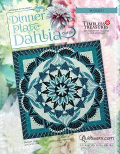 Dinner Plate Dahlia