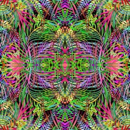 Bunte Blätter, Safari by Jason Yenter for In The Beginning Fabrics 06517950819