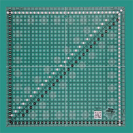 Creative Grids Non Slip 31,5cm x 31,5cm Ruler CGRM315315