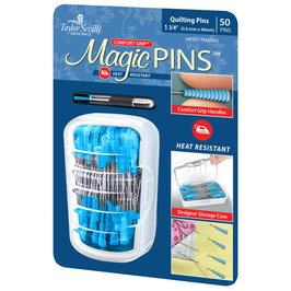 Magic Pins Quilting, Taylor Seville