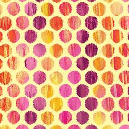 Sun Burst, Fuzzy Dot Butter, Kanvas Studios, Benartex 02168750518