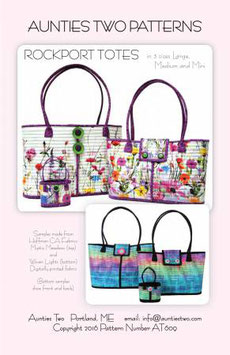 Rockport Totes, Aunties Two Patterns
