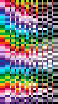 Raster, ColorWorks Concpets Phase II, by Deborah Edwards Northcott Studio (Panel), 05331050816