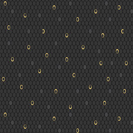 Ovals Black, Jubilee by Amanda Murphy for Contempo Studio, 12221950818