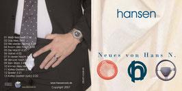 """CD """"Neues von Hans N."""""""