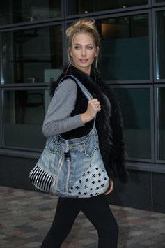 City Jeans Bag (Schultertasche)