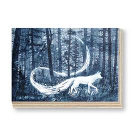 Kunstdrucke auf Holz 10x15