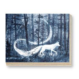 Kunstdrucke auf Holz 15x20
