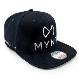 MYNT Cap // Navy Blue