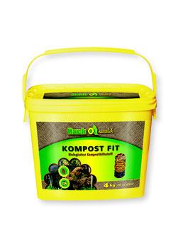 """Hack Schnellkomposter """"Kompost fit"""" im 4kg Eimer"""