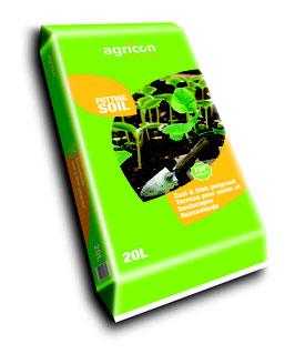 Agricon Anzucht- und Aussaaterde