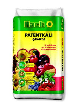 Hack Patentkali gekörnt - 8% P2O2, 15%K2O, 6% MgO