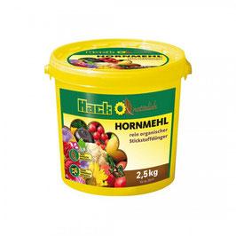 Hack Hornmehl mit 14% gebundenem organischem Stickstoff im 2,5kg Eimer