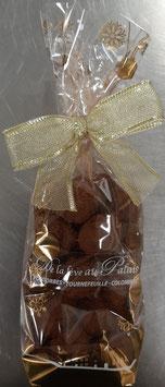 Truffes pure origine au Chocolat de Sao Tomé 70% 200gr