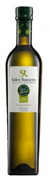 Bio OLivenöl SOLER ROMERO   0,25 L-Flasche
