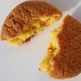 Macarons au safran bio de Manjolive - 140g