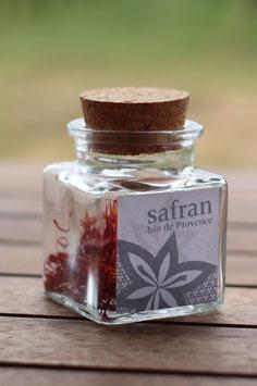 Safran bio - Pot Gourmet 1g