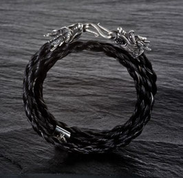 925 Silber Dragon