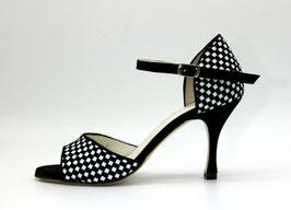 Flor Black&White talons 8cm