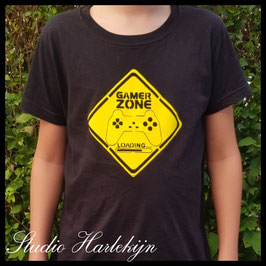 T-Shirt Gamer Zone
