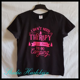 "T-Shirt ""I Don't Need...."""
