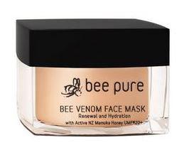 Bee Pure Bienengift Gesichtsmaske