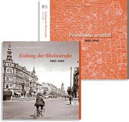 Entlang der Rheinstraße / Friedenau erzählt 1945–1963