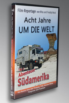 """Abenteuer Südamerika""  Teil 3"