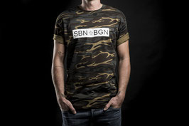 """""""100% SOX"""" Camo Shirt"""