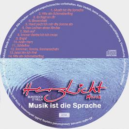 HerzLichtmusik CD