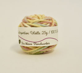 Kinderportion-Wolle Multi Colour