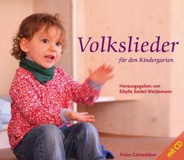 Volkslieder für den Kindergarten