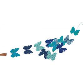 Girlande Schmetterling