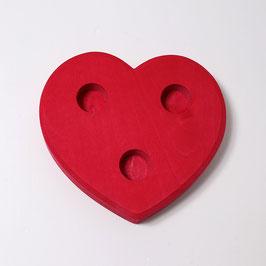 Kerzentänder Herz, groß