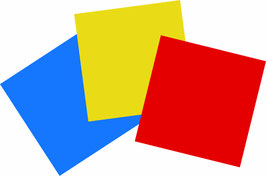 Epochen-Malheft quadratisch ohne Seidenpapier