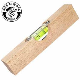 Wasserwaage aus Holz