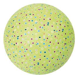 Naturkautschuk Ball, groß