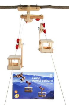 Große Pendel Seilbahn