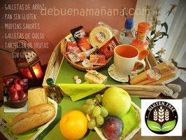 """Desayuno Especial """"Gluten Free"""""""