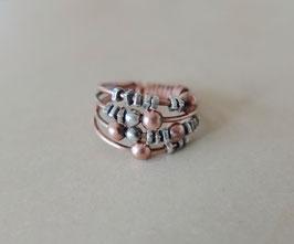 Kupfer-Ring Organic 55
