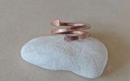 HRINGUR Kupfer-Ring 56/57  schmal